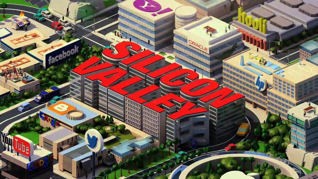 Silicon Valley TV Show by HBO