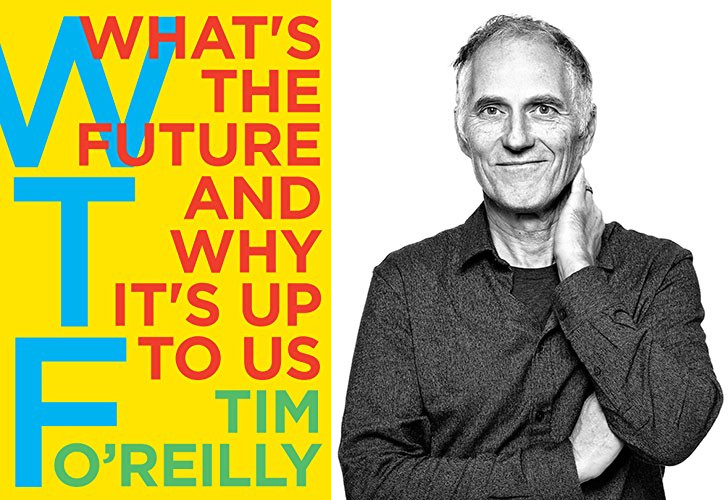 Tim O'Reilly - WTF