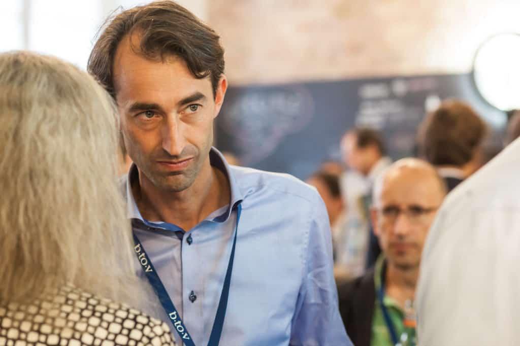 Florian Schweitzer Start-up