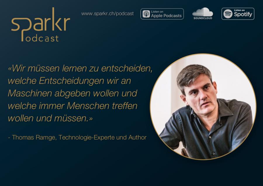 künstliche Intelligenz Thomas Ramge Sparkr Podcast
