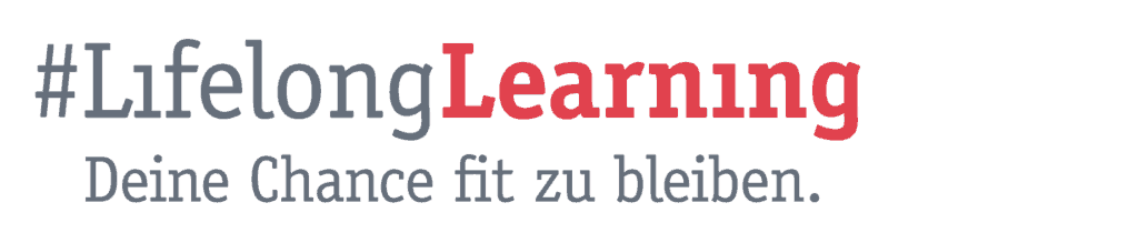 Logo Lifelong Learning Kampagne