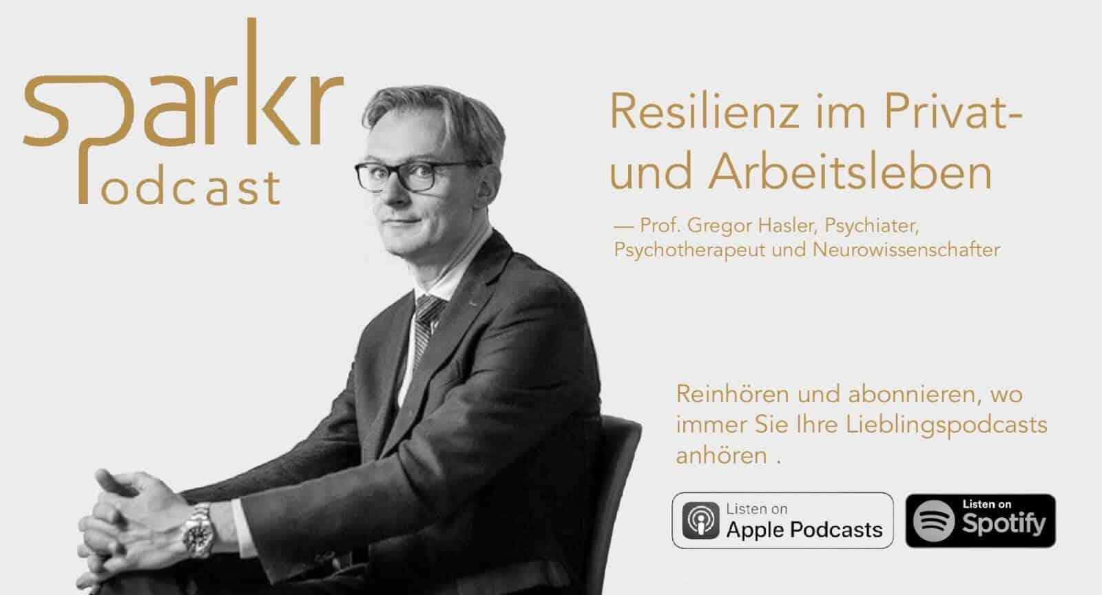 Resilienz Gregor Hasler